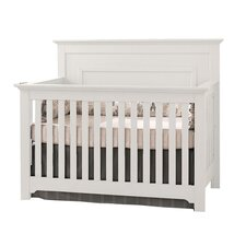 Chesapeake Full Panel Lifetime 4-in-1 Convertible Crib