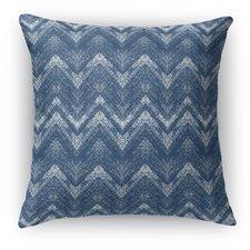 Marshall Blue Throw Pillow