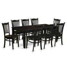 Belchers 9 Piece Dining Set