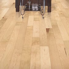 "Randhurst Map SWF 5"" Solid Oak Maple Hardwood Flooring in Pure Natural"
