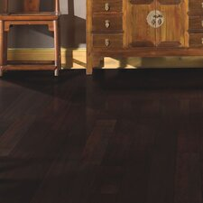 "Brogandale 5"" Engineered Hickory Hardwood Flooring in Chocolate"