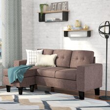 Briley Reversible Chaise Sectional