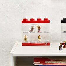 8 Mini Figure Display Case