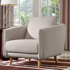Kamren Fabric Armchair by George Oliver