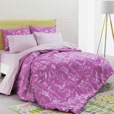 Fleur Cotton 2 Piece Duvet Set