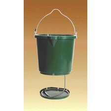 Heated Flat Back Bucket