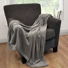 Luxury Microfleece Throw