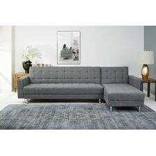 Lukas 3 Seater Corner Sofa Bed