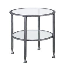 Kailani Round End Table by Wade Logan