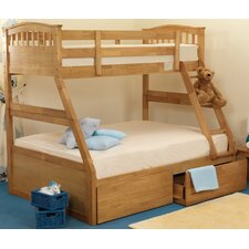 Alabama Gypsyrose Triple Sleeper Bunk Bed