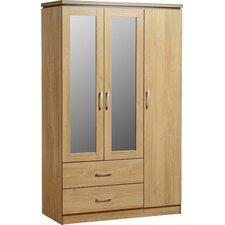 Keith 3 Door Wardrobe