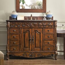 Classico 48 Single Cherry Bathroom Vanity Set by James Martin Furniture