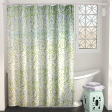 Lazzaro Polyester Shower Curtain Set