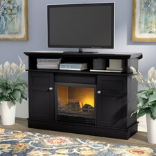 """Grand View 44"""" TV Stand with Electric Fireplace"""