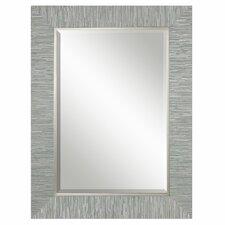 Rectangle Wood Mirror