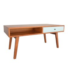 Banjo Mid-Century Mansfield Coffee Table by George Oliver