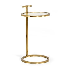 Hollange End Table by Everly Quinn