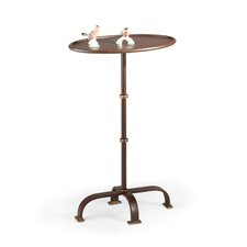 Damiansville Side Table by Alcott Hill