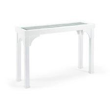 Carli Wood Console Table by Latitude Run