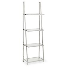 Cantilevered 68 Leaning Bookcase by WildWood