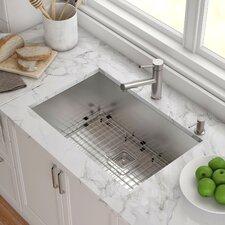 """Pax™ 28.5"""" x 18.5 Undermount Kitchen Sink"""