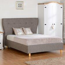 Regean Double Upholstered Bed Frame
