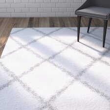 Bohman Off-White/White Area Rug