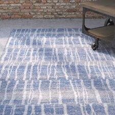 Roland Bright Blue/Medium Gray Area Rug