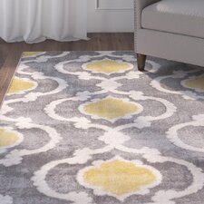 Sanora Gray Area Rug