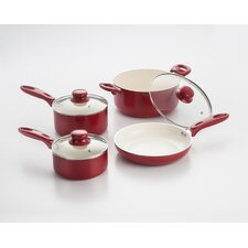 7 Piece Aluminum Cookware Set
