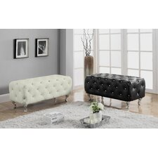 Hitchin Faux Leather Bedroom Bench by Mercer41™