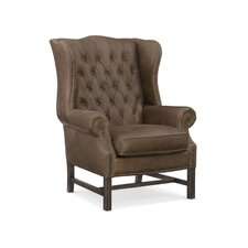 Bailey Wingback Chair by Hooker Furniture