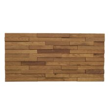 Lumber and Wall Decorations 3D Wall Decor (Set of 6)