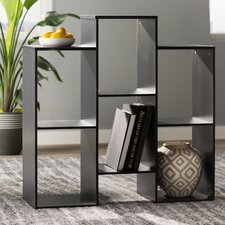 Rungata Staggered Cube 36 Accent Shelves Bookcase by Wade Logan