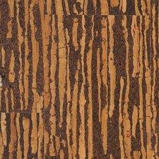"""Dennison 11.75"""" Cork Flooring in Medium Brown"""