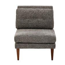 Auburn Armless Slipper Chair by INK+IVY