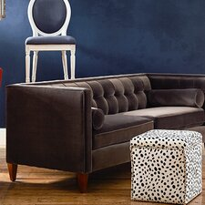 Harcourt Tuxedo Chesterfield Sofa