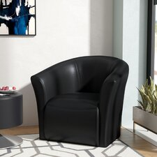 Elisha Swivel Barrel Chair