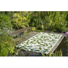 Bali Green Indoor/Outdoor Area Rug