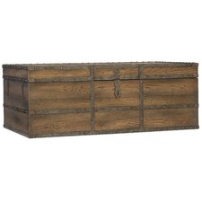 Hill Country Pinta Trail Coffee Table Trunk by Hooker Furniture