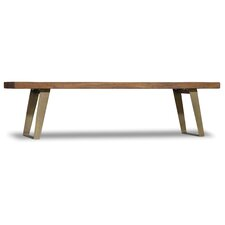 Transcend Wood Dining Bench by Hooker Furniture