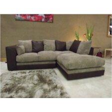 Los Angeles 4 Seater Corner Sofa
