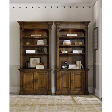 Archivist 86 Standard Bookcase by Hooker Furniture