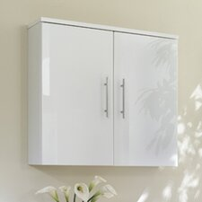 70 x 68cm Wall Mounted Cabinet