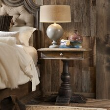 Hill Country Kirby 1 Drawer Nightstand by Hooker Furniture