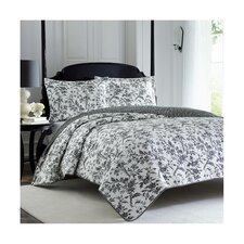 Amberley Coverlet Set by Laura Ashley Home