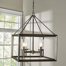 Ginsberg 4-Light Foyer Pendant