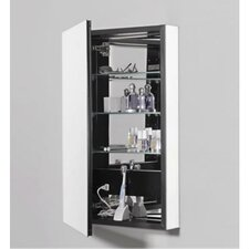 "PL Series 15.25"" x 39.38"" Recessed or Surface Mount Medicine Cabinet"