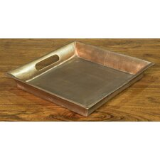 Aluminum Serving Tray (Set of 2)