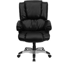 High-Back Leather Executive Chair by Flash Furniture